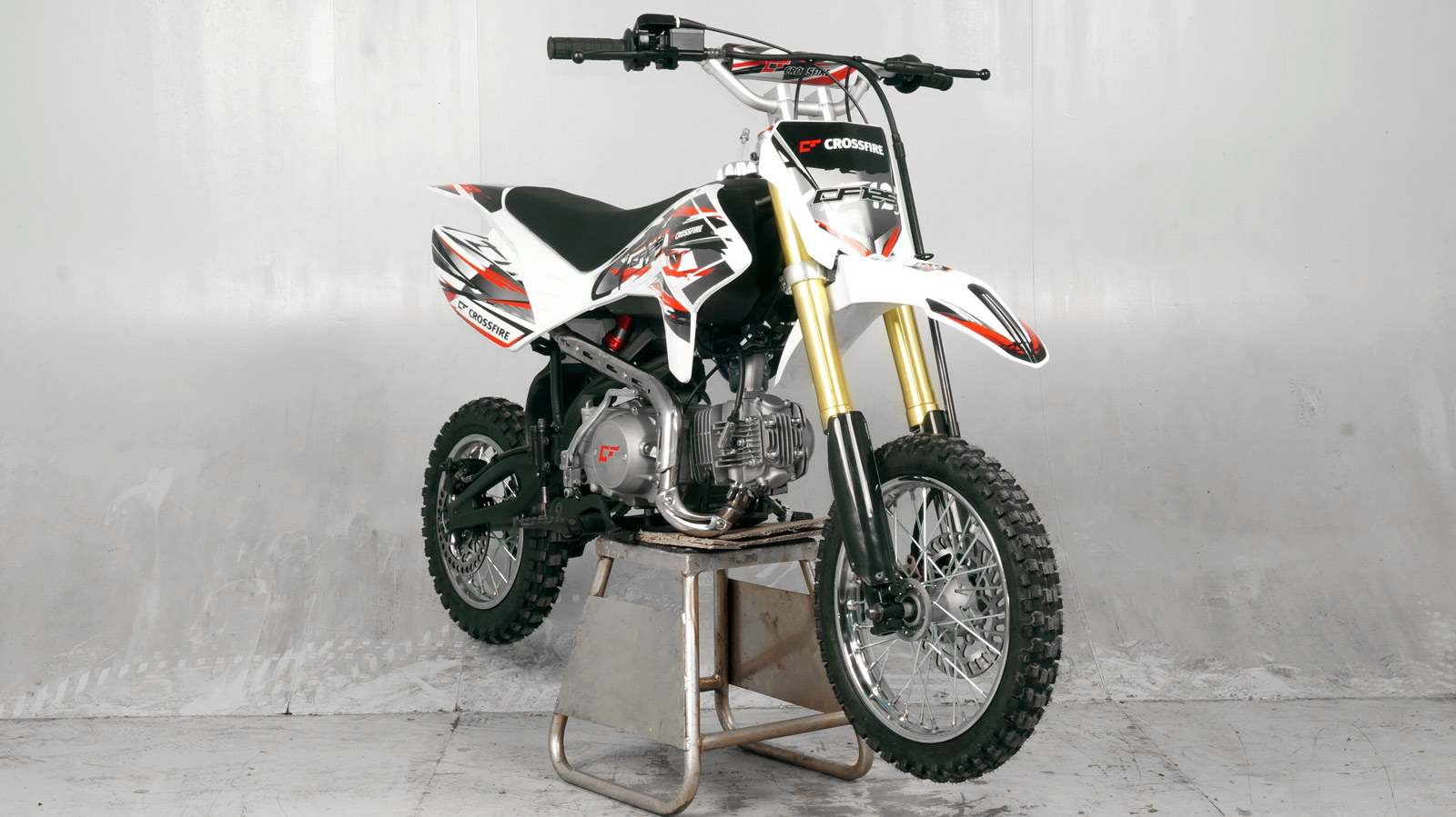 crossfire motorcycles cf125 125cc dirt bike. Black Bedroom Furniture Sets. Home Design Ideas