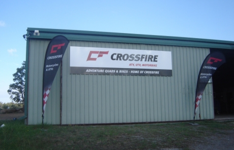 Crossfire NSW Central Coast Dealer, Adventure Quads & Bikes in Beresfield