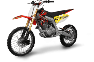 crossfire motorcycles support cf250