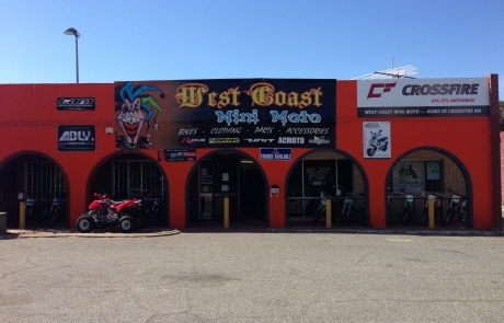 Visit West Coast Mini Moto @ Rockingham, WA
