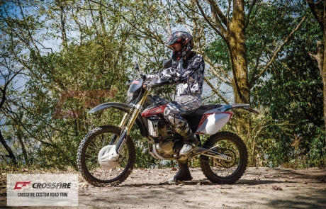 Crossfire XZ250RR Bike Nepal Adventures 3rd photo instalment