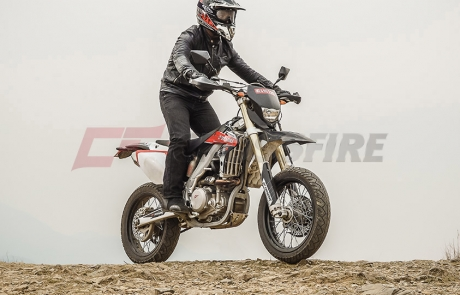 Crossfire XZ250RR Bike adventures continue – 16