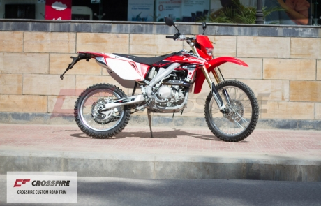 Crossfire XZ250RR Bike adventures continue – 17