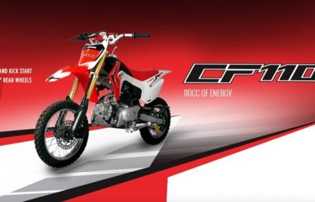 Crossfire CF110 Motorbike Pit Bike Off Road Bike