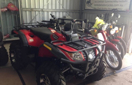 Crossfire Dealer Lambda MC in QLD 1