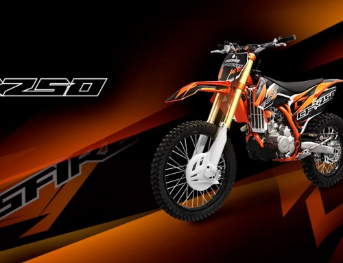 Brand New Crossfire CFR250