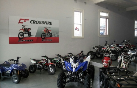 Crossfire Dealer - Auto Moto Garage 1