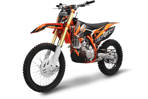 Crossfire Motorcycles XZ250RR 250cc Dirt Bike