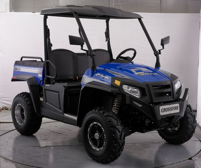 crossfire-500gt-atv-blue-front-side-roof-4