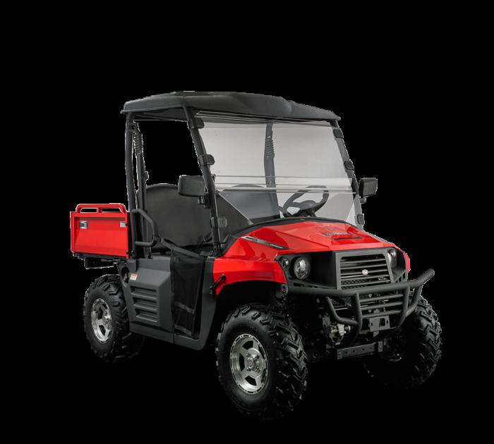 Crossfire 400GT ATV