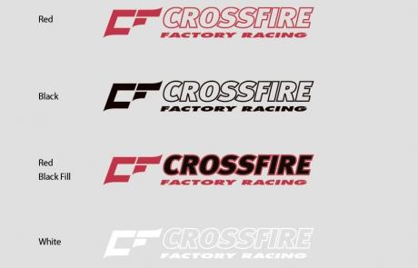 Crossfire_Logo_Sticker UTE
