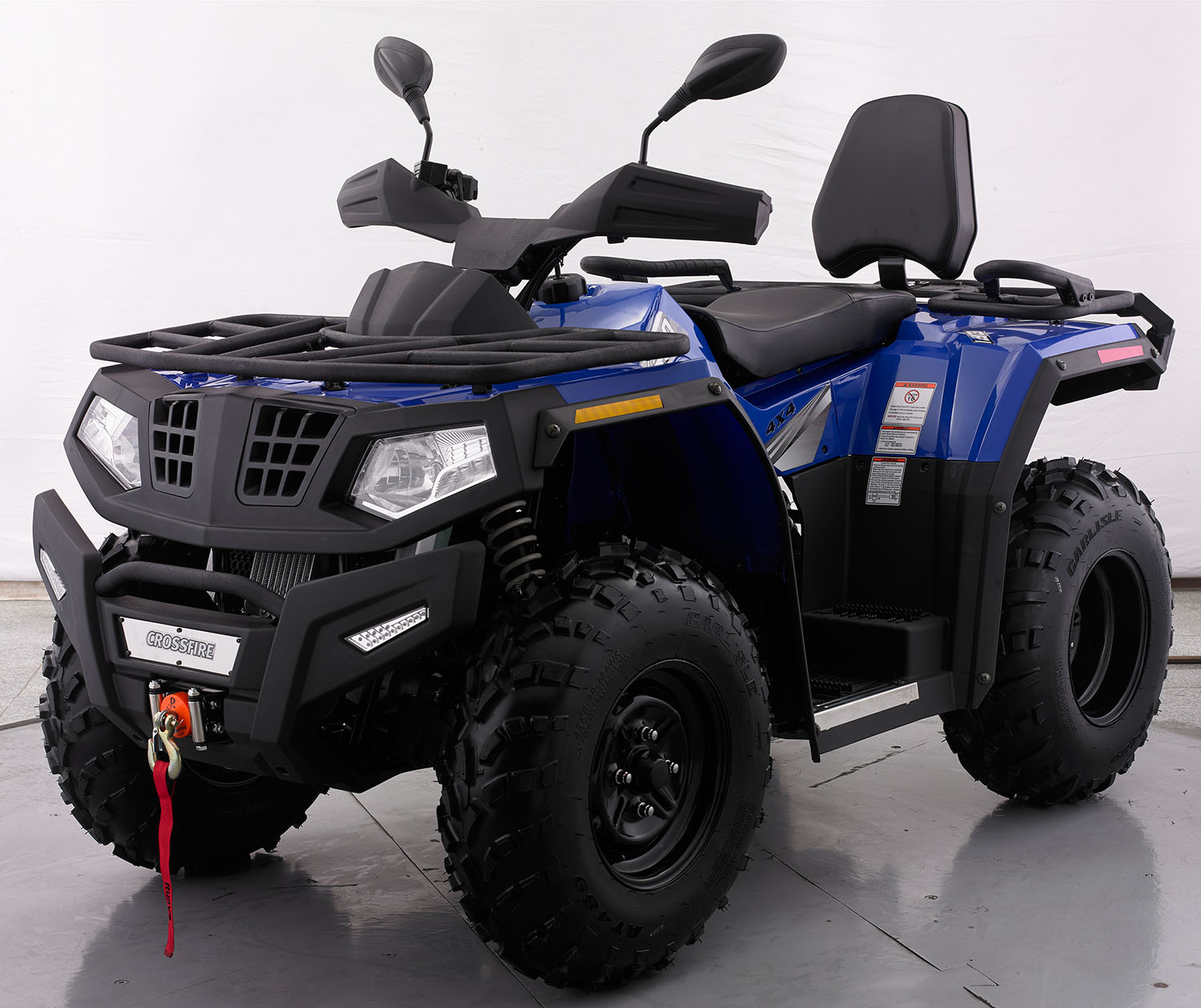 crossfire-x400-atv-blue-front-side-2
