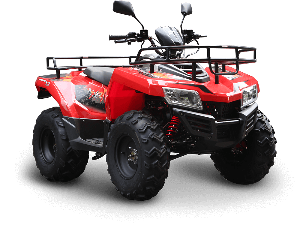 Crossfire Motorcycles - X2 ATV All-Rounder