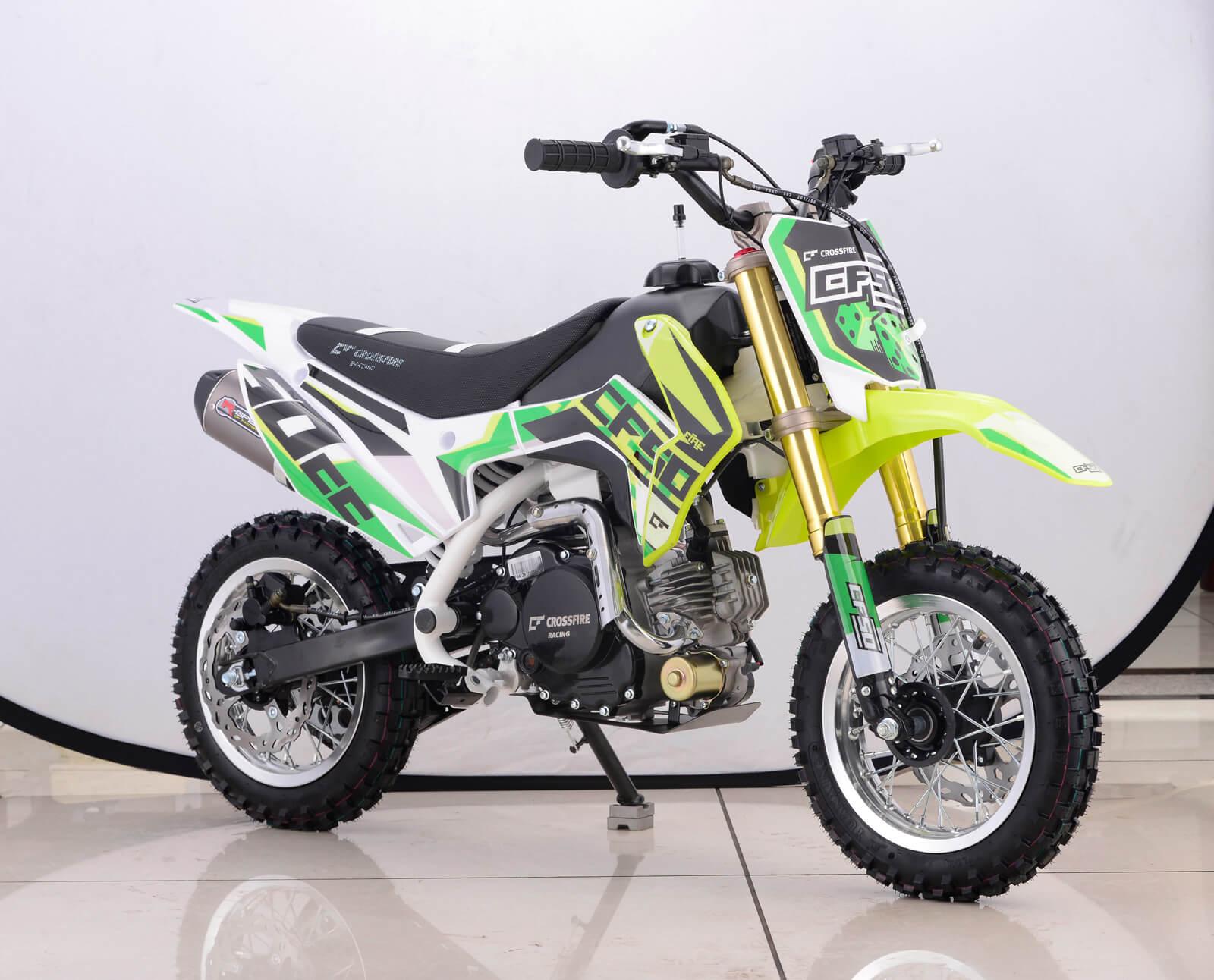 Crossfire Motorcycles - CF110 110cc Dirt Bike