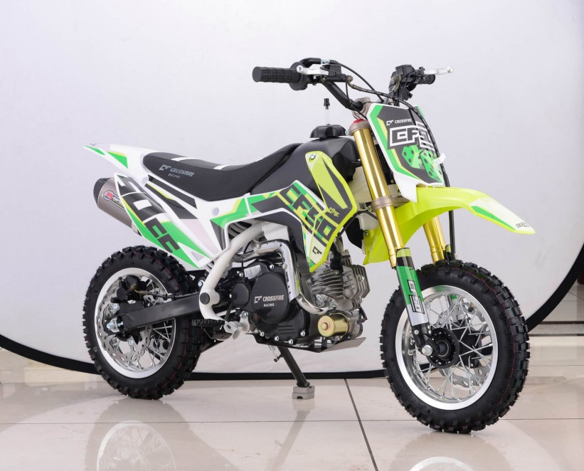 Crossfire Motorcycles - Crossfire CF50 and CF70 Kids Bikes Available NOW