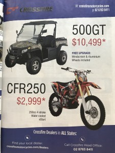 Crossfire Ad Just Mag Mar 2018