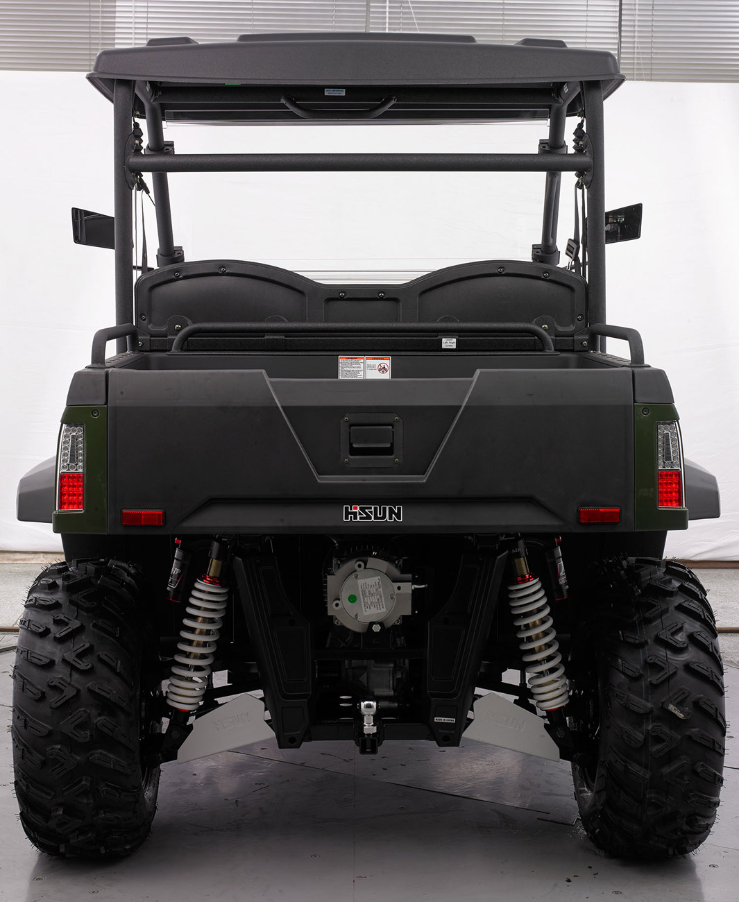 crossfire-e1-electric-atv-green-back-tray-4