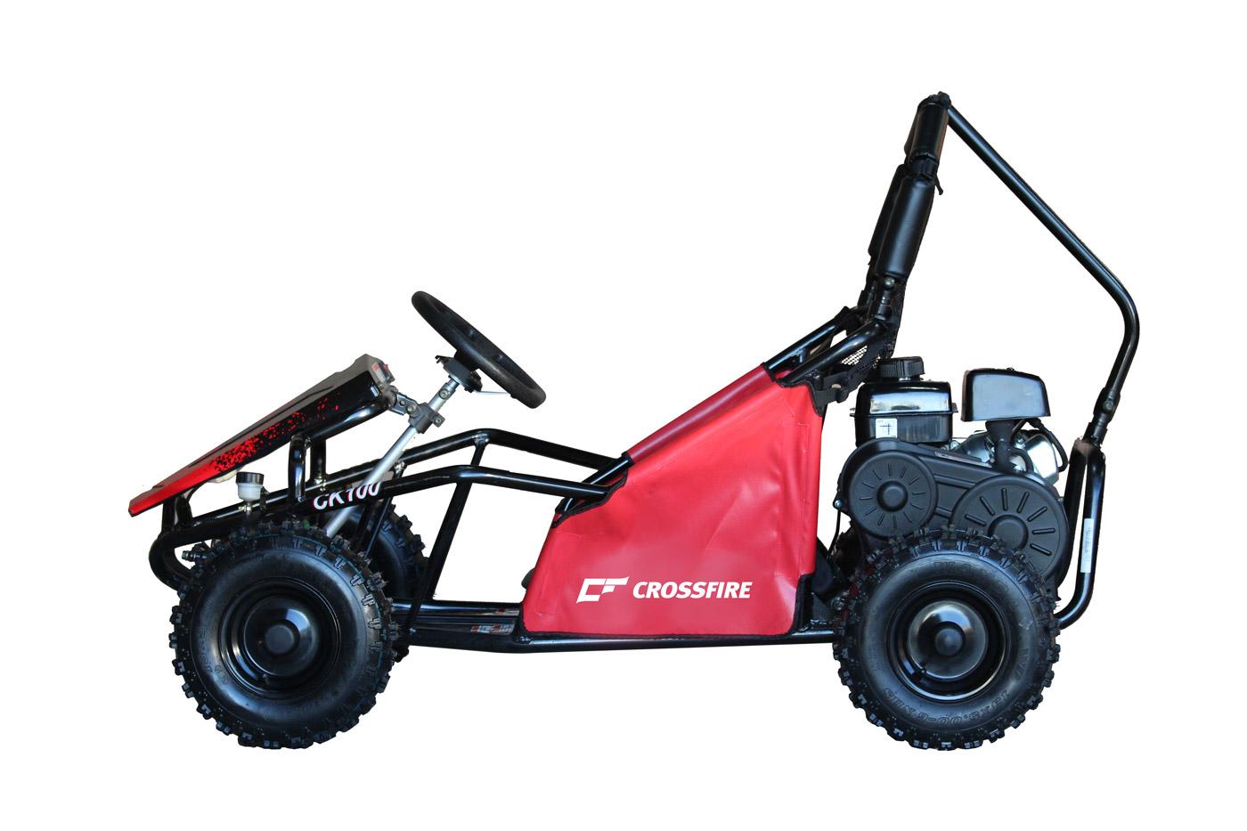 crossfire-go-kart-100-red-black-side