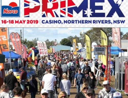 Crossfire at Primex Expo in Casino 16-18 May