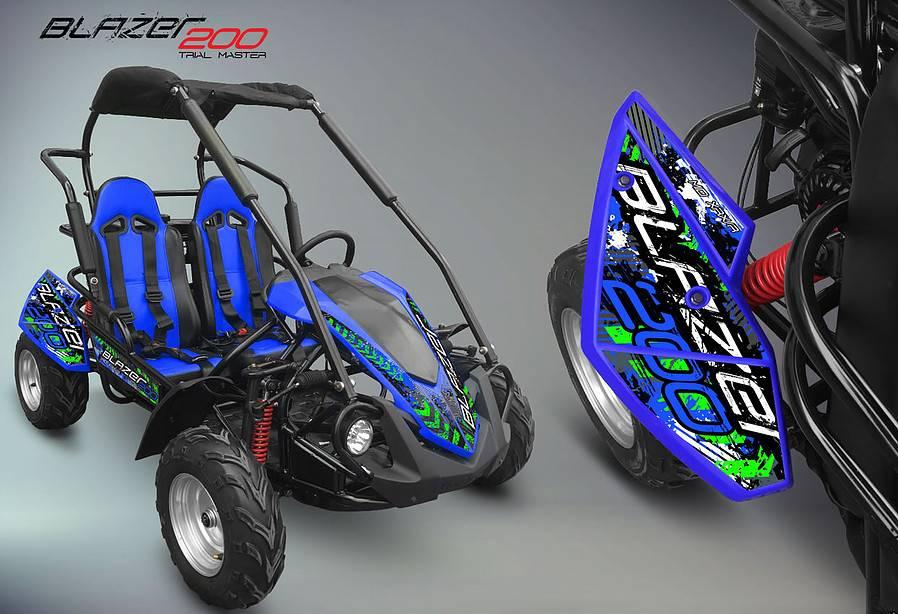 crossfire-blazer-200r-blue-go-kart