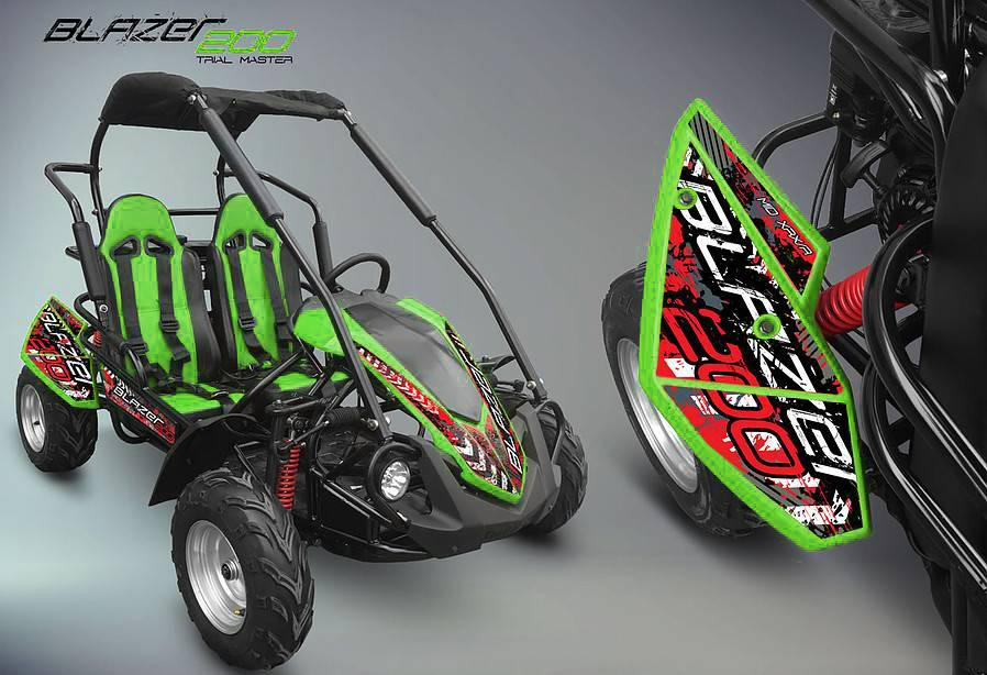 crossfire-blazer-200r-green-go-kart