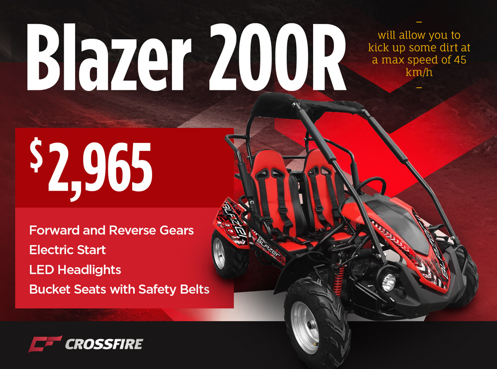 crossfire-blazer-200r-promotional-banner