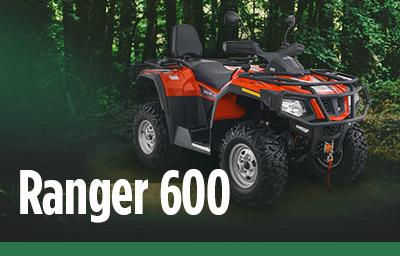 Crossfire Ranger 600 ATV