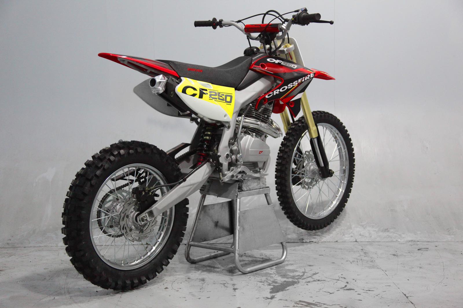 Crossfire Motorcycles - CF250L 250cc Dirt Bike